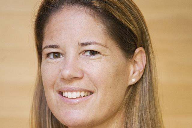 Sophie Goldschmidt: commercial director at the RFU