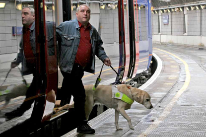 Guide Dogs for the Blind…agency hunt