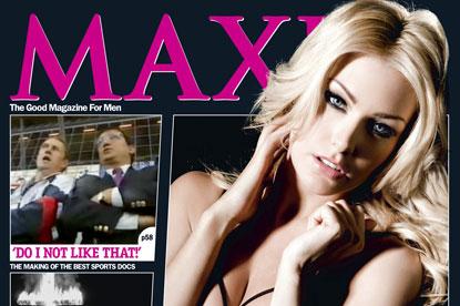 Maxim... ceasing publication