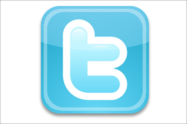 Twitter: used by more than 60% of Europe's top business leaders