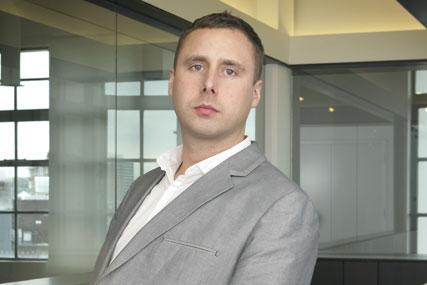 Graham... helped launch Saint in 2007
