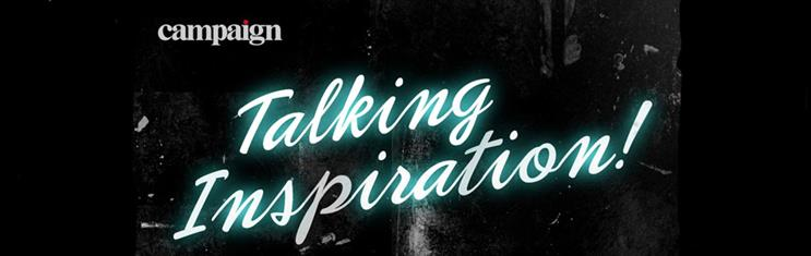 Campaign launches monthly Talking Inspiration series
