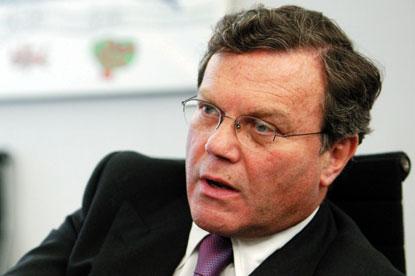Martin Sorrell...WPP chief executive