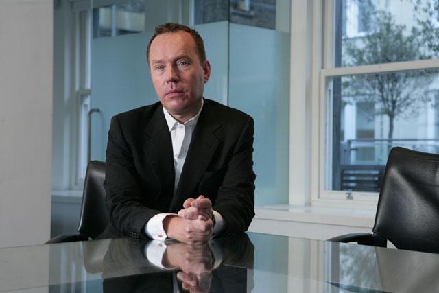 Richard Alford is the managing director of M&C Saatchi