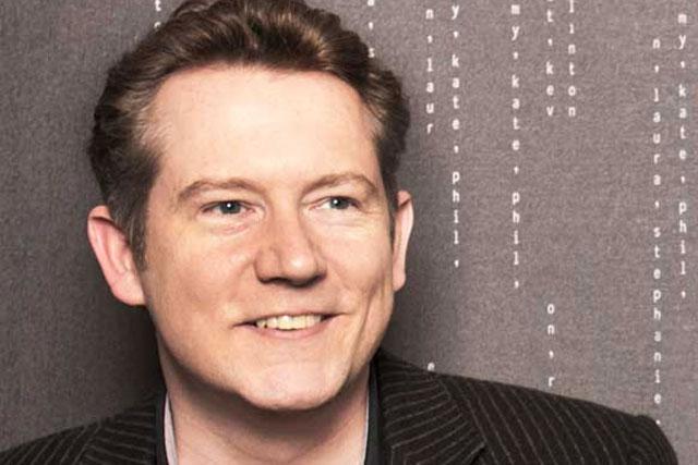 Mike Shackle: executive creative director, Gyro London