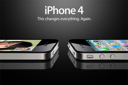 Apple iPhone 4: goes on sale in the UK today