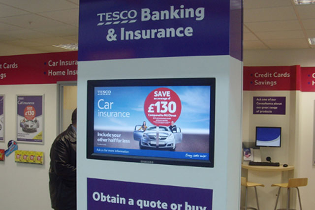 Tesco Bank: WDMP will be responsible for acquiring and retaining customers