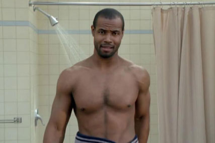 Old Spice: plaudits in the US