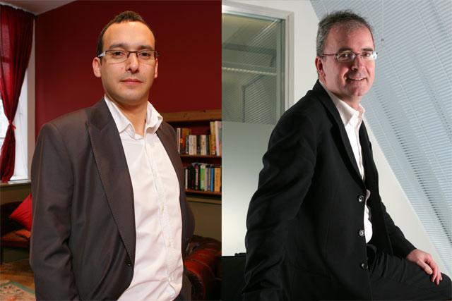 Daren Rubins and Phil Georgiadis