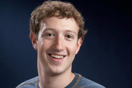 Mark Zuckerberg: founder and chief executive of Facebook