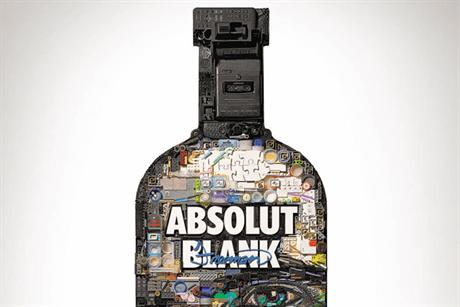 Absolut hires Sid Lee