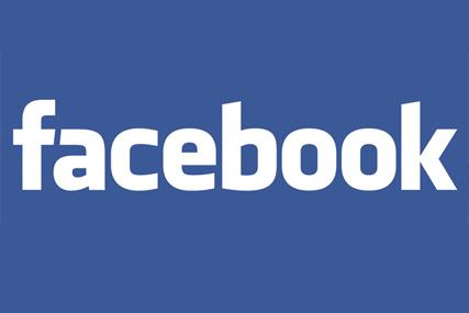 Facebook: last week's most visited US site