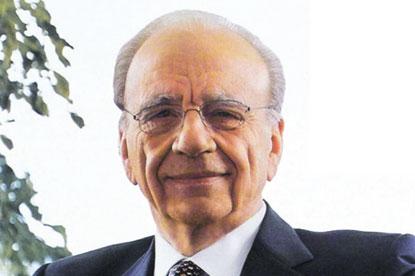 Rupert Murdoch...new revenue model