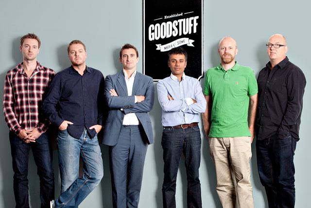 Goodstuff: new line-up
