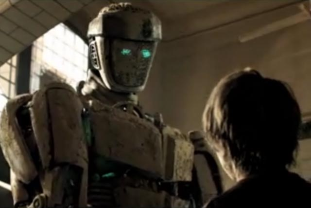 Real Steel: BT signs up with Disney UK & Ireland to promote new film