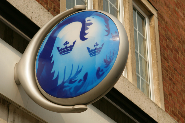 Barclays: pulling ads (pic Colin Stout)