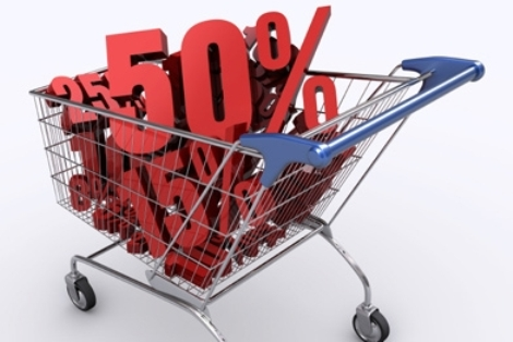 Has online retail become more about price than information?