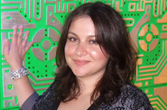 Niki Shakallis, brand manager, The Sci-Fi Channel