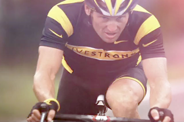 Nike: 'driven' campaign with Lance Armstrong