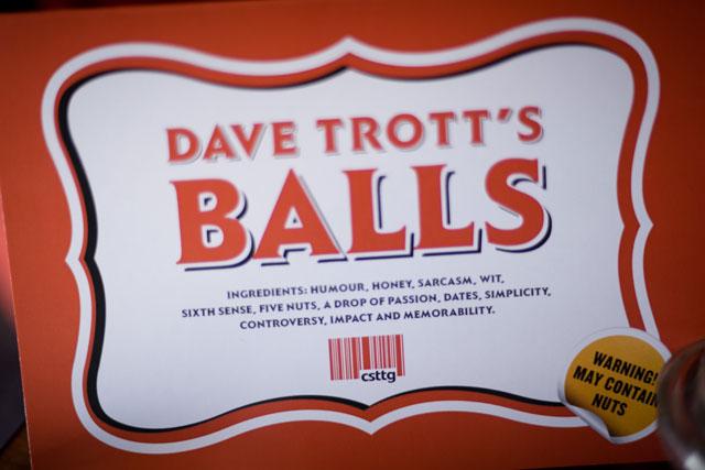 Diary: Balls to that, Trott