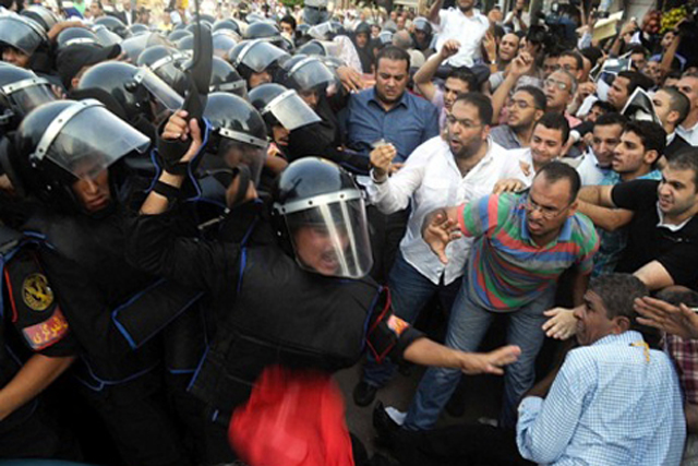 Social media played 'arguably critical role' in Arab uprisings, finds new report