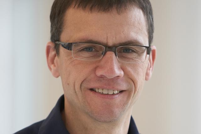 Paul Nevett: global vice-president for the Unilever Brand