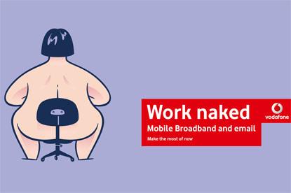Vodafone... agency talks