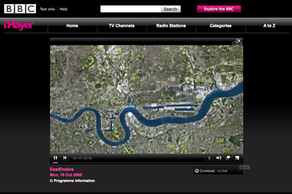 Arqiva...appoints Vizeum to iPlayer rival SeeSaw £5m media