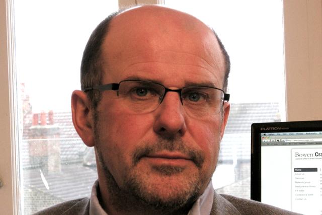 David Bowen, partner, Bowen Craggs