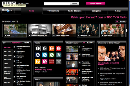 """Blocked: BBC Trust labels plan to share iPlayer as """"too complicated"""""""