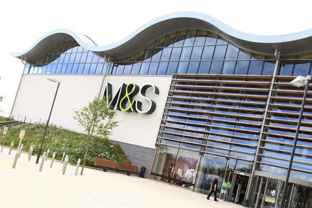 Marks and Spencer: Cheshire Oaks store