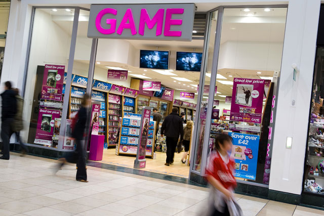Game: high street video-game specialist acquired by OpCapita private equity firm