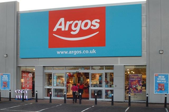 Argos: Sara Weller, managing director, steps down