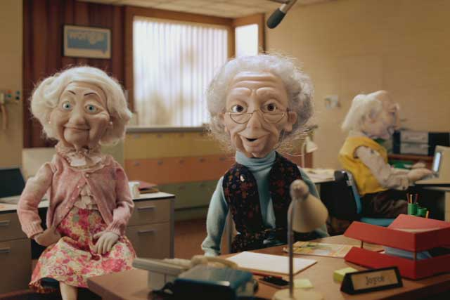 Ad for payday loans company, Wonga.con