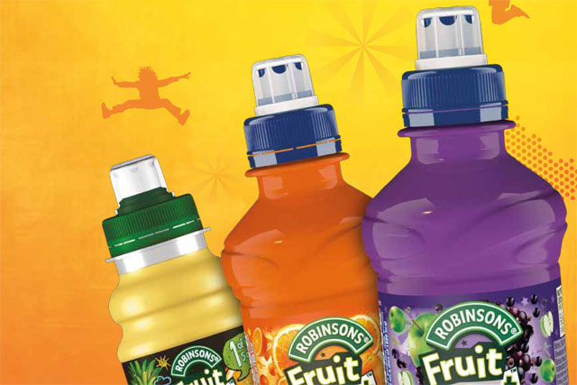 Robinson's Fruit Shoot: product recall contributed to £12m year-on-year fall