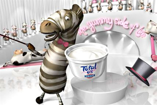 Total yoghurt: agency hunt