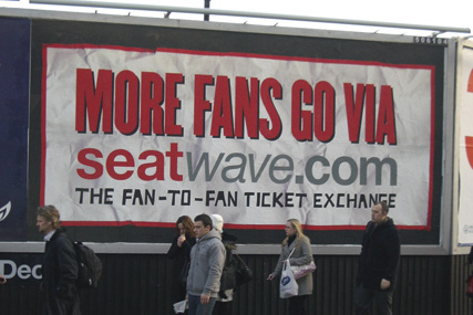 Seatwave: has approached a number of agencies