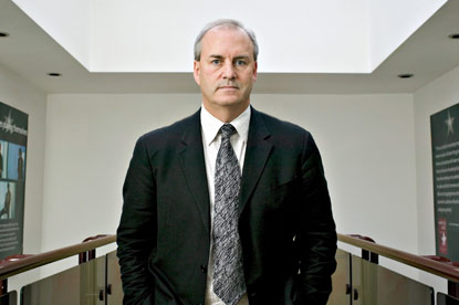 Hamish Pringle: IPA 's director-general