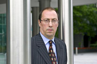 Jim Marshall: moves to Aegis Media