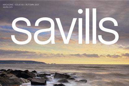 Savills: seeks ad agency