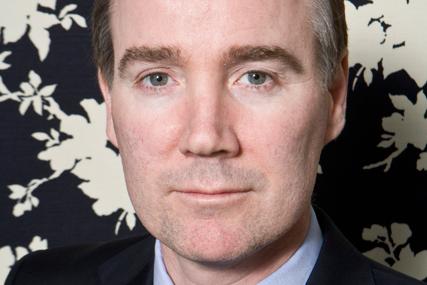Adam Crozier: takes ITV role