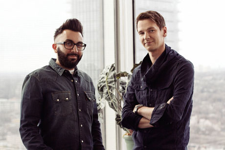 Chris Joakim and Mike Donaghey: join Ogilvy & Mather London