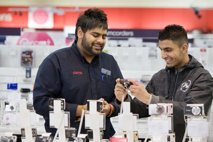 Currys: housed with PC World in latest DSGi strategy