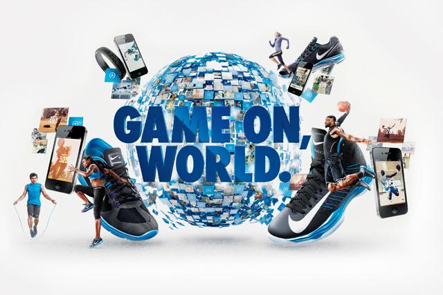 AKQA's digital campaign for Nike