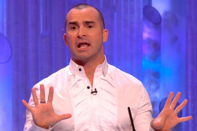 Louie Spence: Dancing on Ice judge