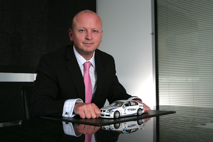 Hudson: the first BMW marketing chief to call a review on WCRS, which has worked on the brand for 30 years