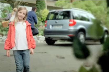 Skoda Yeti...new ad