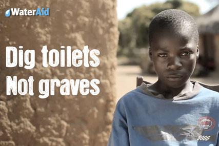 WaterAid…Kitcatt Nohr Digitas produced a recent DRTV ad