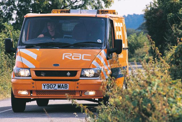RAC: hires John Orriss to head marketing function
