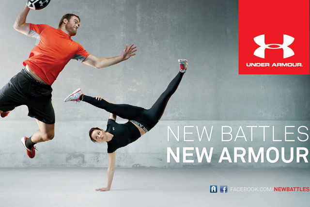 Under Armour: expanding in Europe